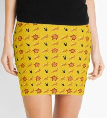 Chasing Life and Death Mini Skirt
