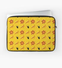 Chasing Life and Death Laptop Sleeve
