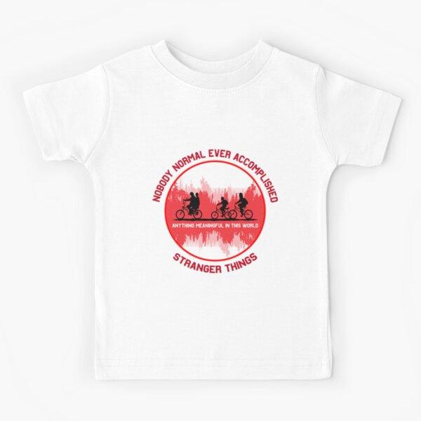 Stranger Things Shirt - Stranger Things Normal t shirt - Stranger Things Mug - Stranger Things t-shirt - Stranger Things tee Kids T-Shirt