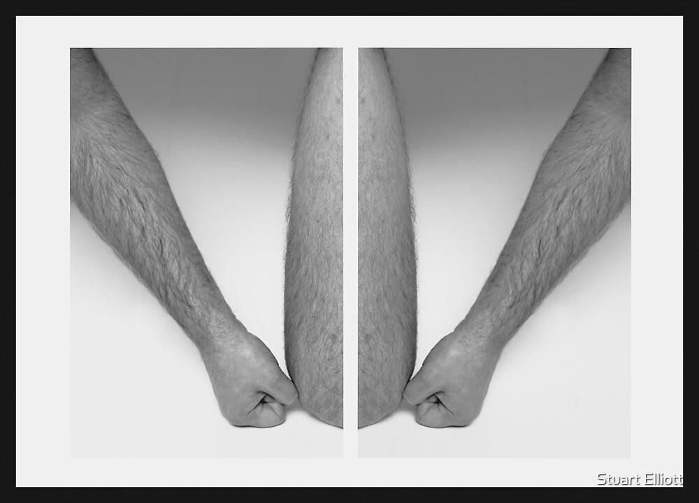 A study of human form by Stuart Elliott