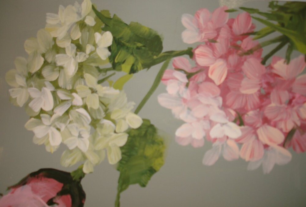 Multi Hydrangea by Cathy Amendola