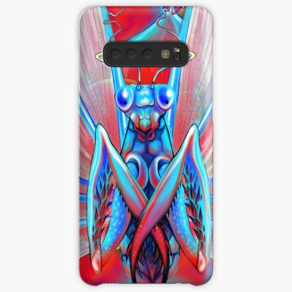 Praying Mantis Samsung Galaxy Snap Case