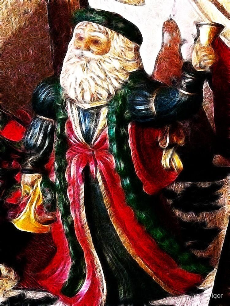 Jolly Ol' St. Nick by vigor