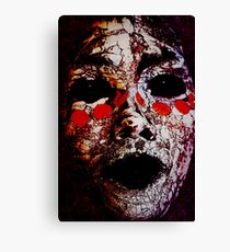 Aboriginal Spirits Canvas Print