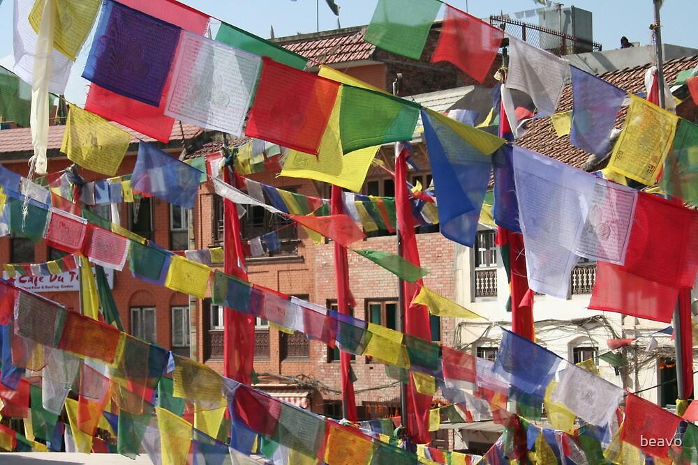 prayer flags by beavo