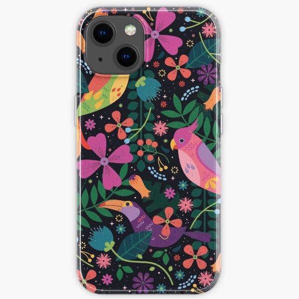 Enchanted Birds  iPhone Soft Case