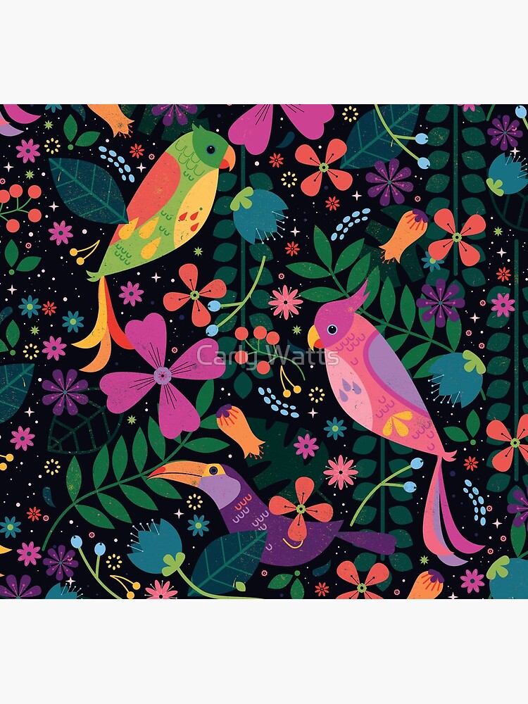 Enchanted Birds  by CarlyWatts