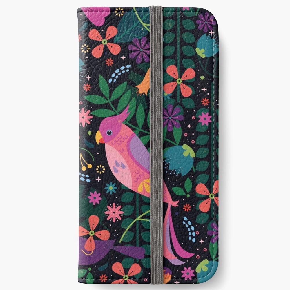 Enchanted Birds  iPhone Wallet