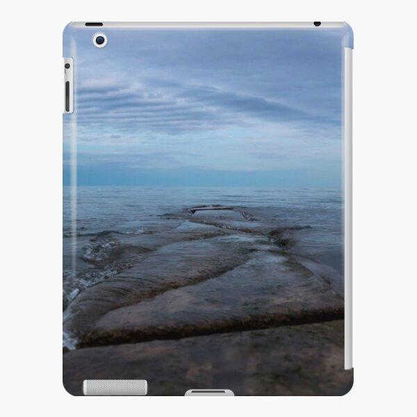 Sunset at the lake iPad Snap Case