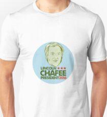Lincoln Chafee President 2016 T-Shirt