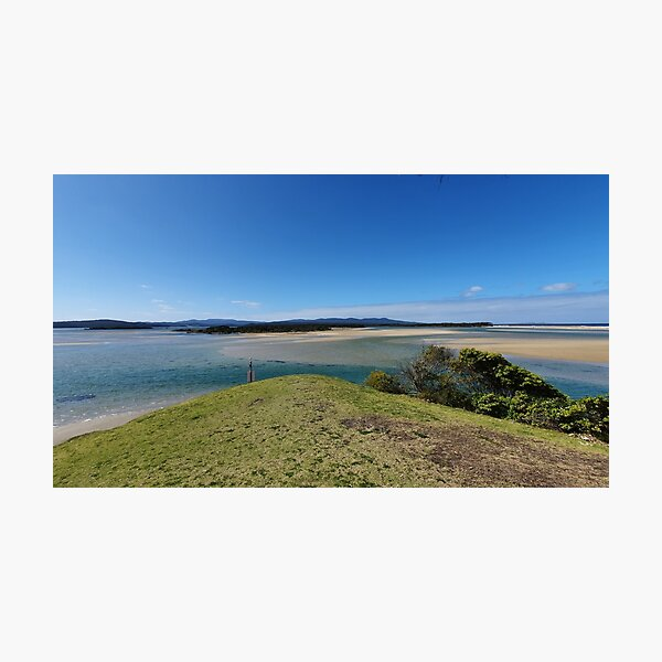 Mallacoota Captain Stevenson's Point  Photographic Print