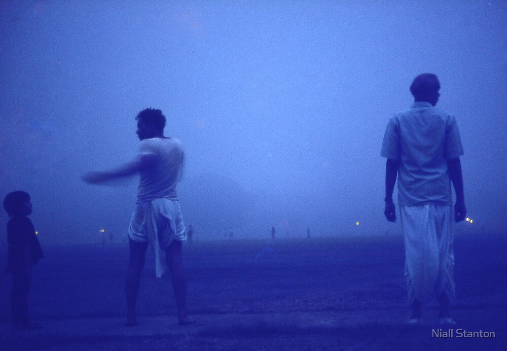 Calcutta dawn by Niall Stanton