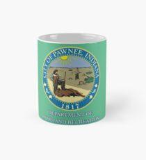 Pawnee Indiana Parks and Recreation Mug