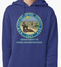 Pawnee Indiana Parks and Recreation Pullover Hoodie