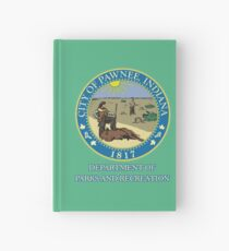 Pawnee Indiana Parks and Recreation Hardcover Journal