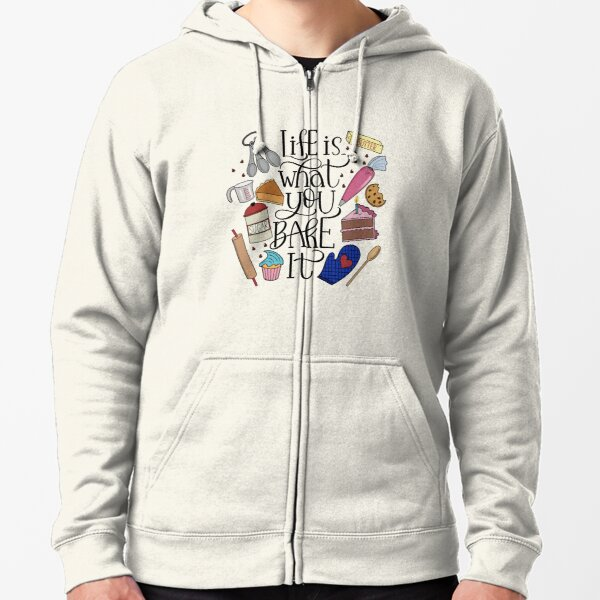 Sweet Dessert Treat Biscuit Funny Macaron Hoodie I Cant Keep Calm I Love