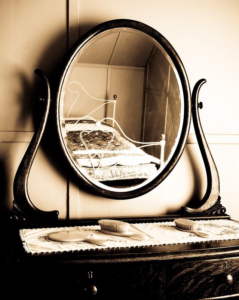 Old Dresser by Drew Jeffries