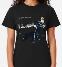 Roxy Music Shirt, Sticker & Poster Classic T-Shirt