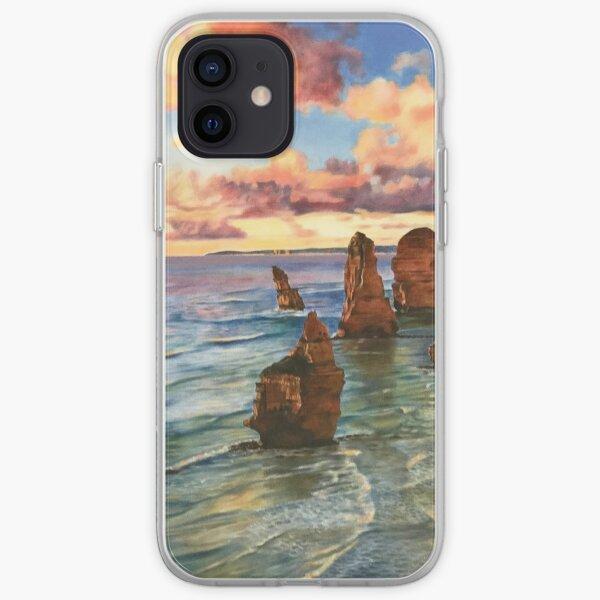 The Twelve Apostles iPhone Soft Case