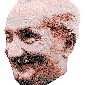 Heidegger by Bulwarky