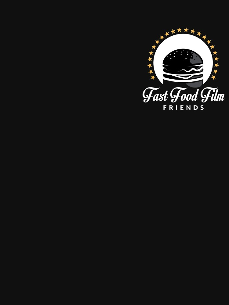 Fast Food Film Friends | Blackout Logo by fastfoodfilm