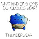 Thunderwear by cheezup