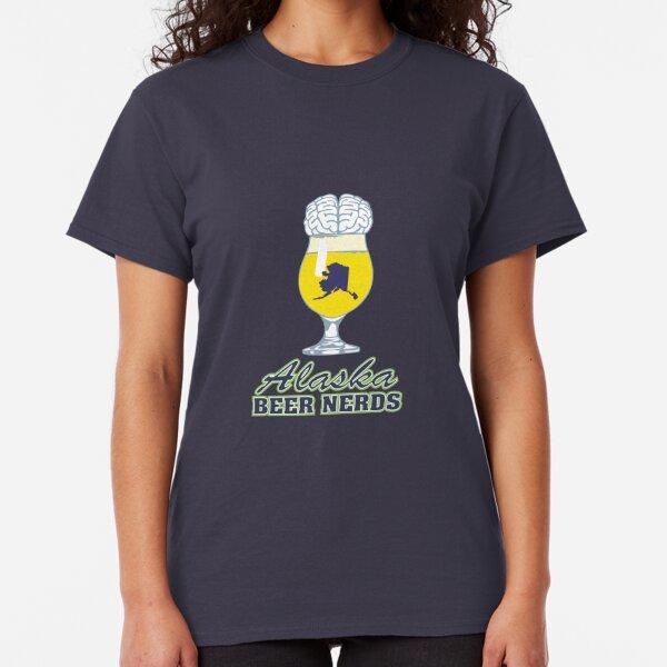 Alaska Beer Nerds Logo Classic T-Shirt