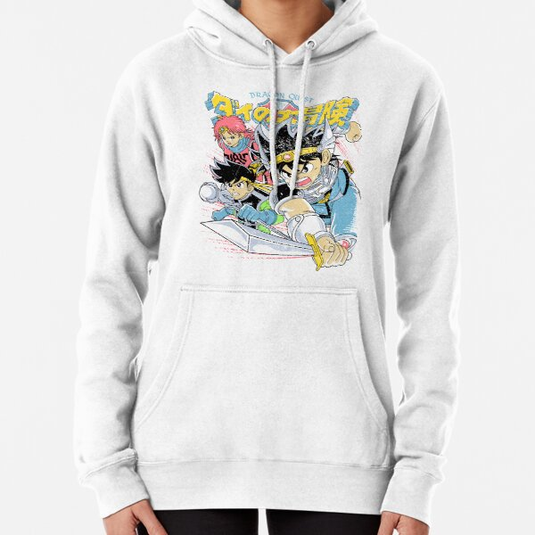 Dragon quest Pullover Hoodie