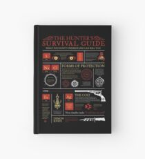 The Hunters Survival Guide Hardcover Journal