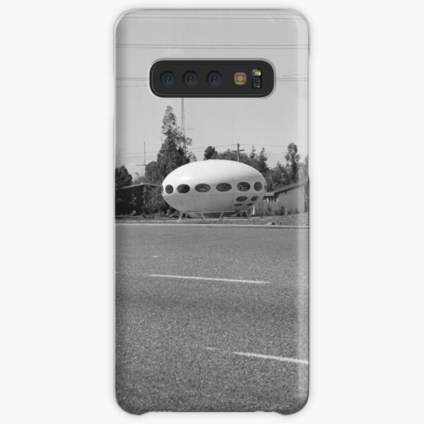 Photograph of Futuro House, Willetton in Western Australia 1975 State Library of Western Australia Samsung Galaxy Snap Case