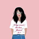 Protect me by MarleyArt123