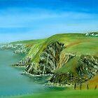Cliffs by WILT