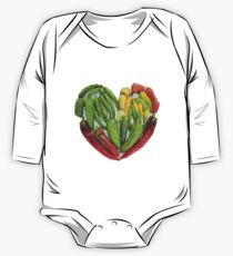 Hot Heart Kids Clothes