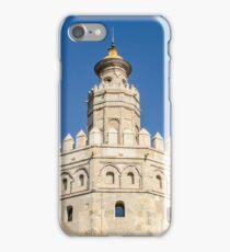 Sevilla - Torre del Oro iPhone Case/Skin