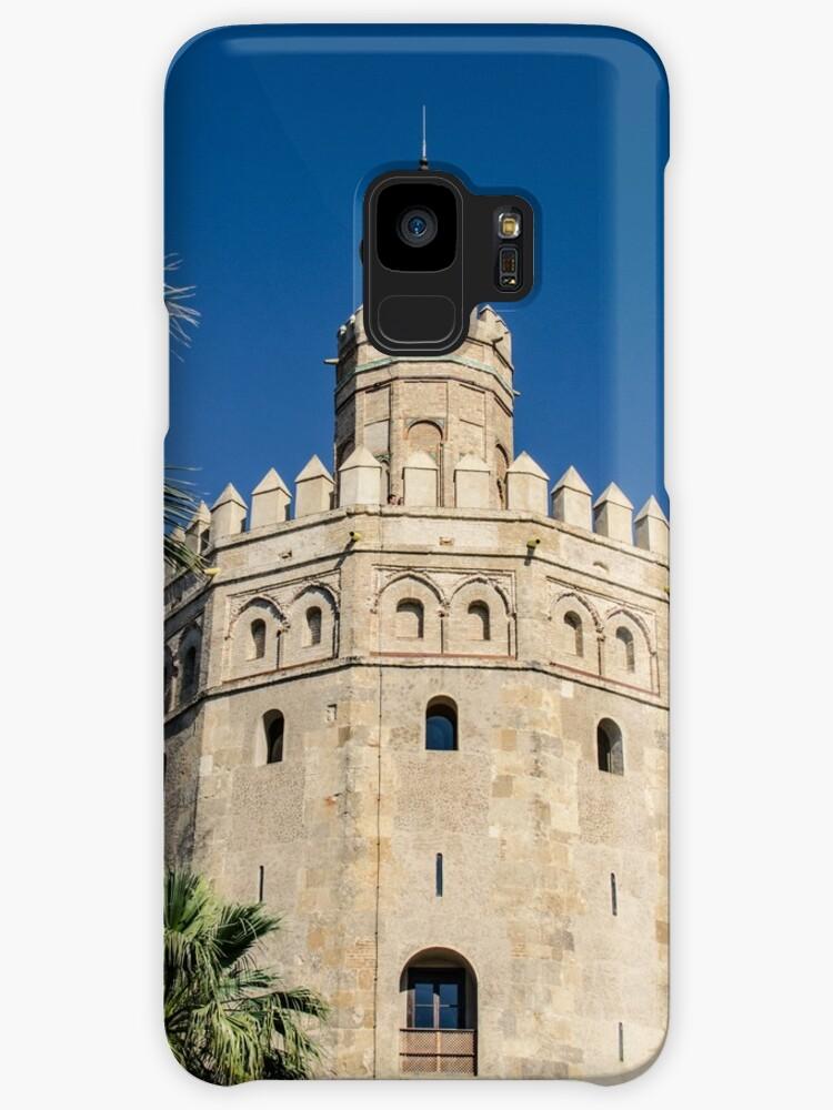 Sevilla - Torre del Oro by Andrea Mazzocchetti