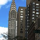 Chrysler Building by thesunsetkid