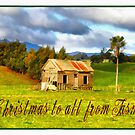 Merry Christmas from Tasmania by Elaine Game