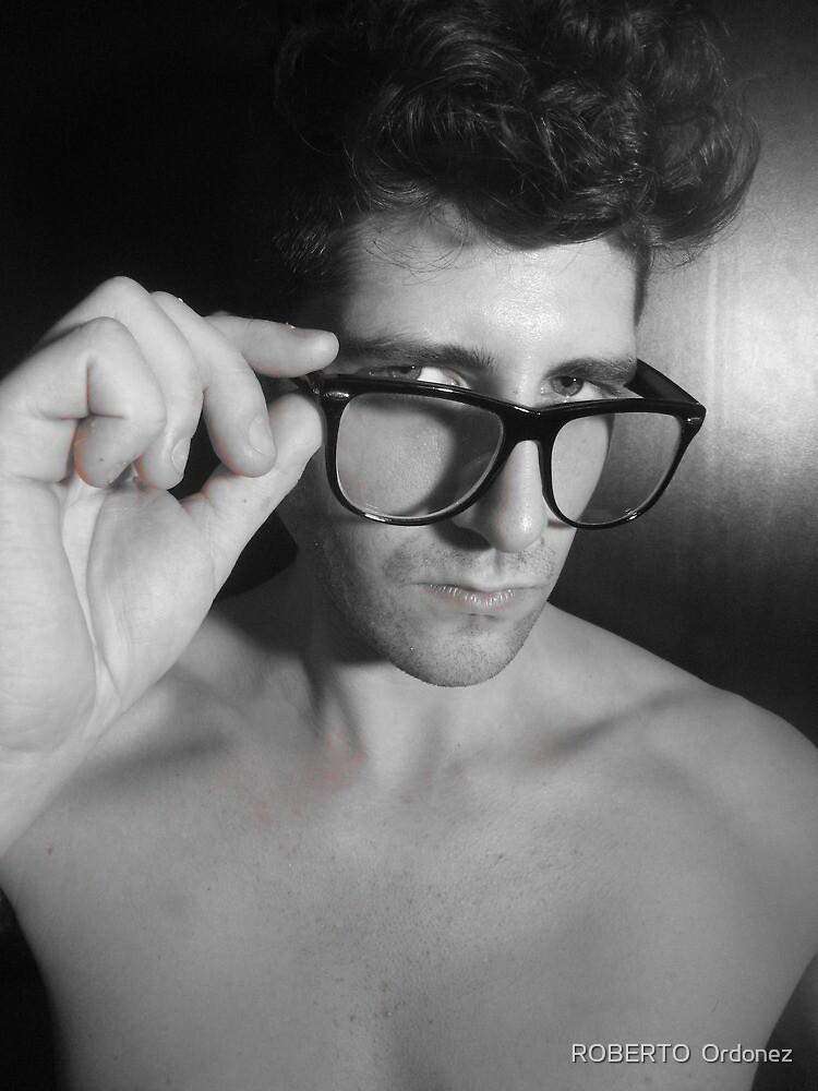 sexy man by Robert Ordonez