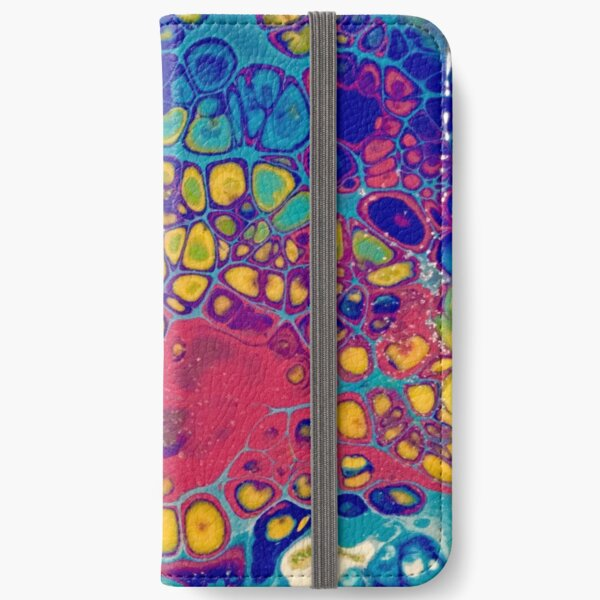 Cell Line iPhone Wallet