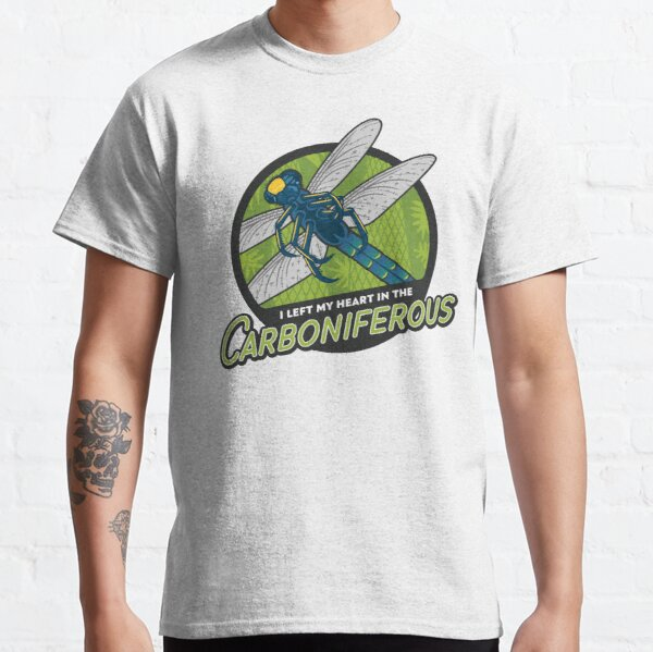 I Left My Heart in the Carboniferous Classic T-Shirt