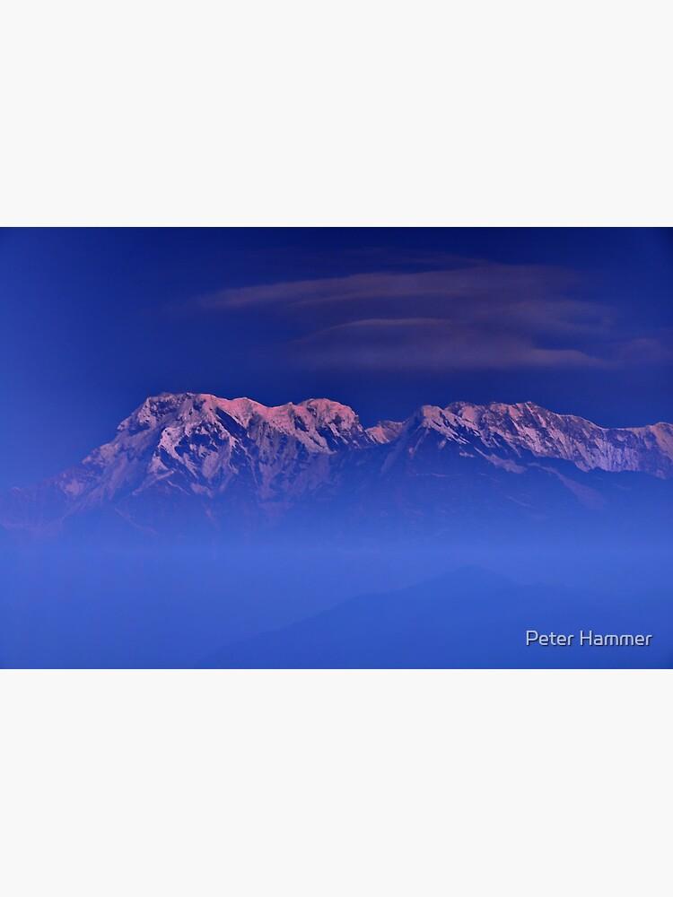Annapurna One by PeterH