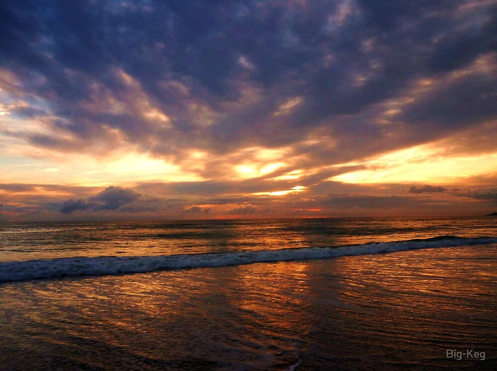 Currumbin Sunrise 6 by BK Photography
