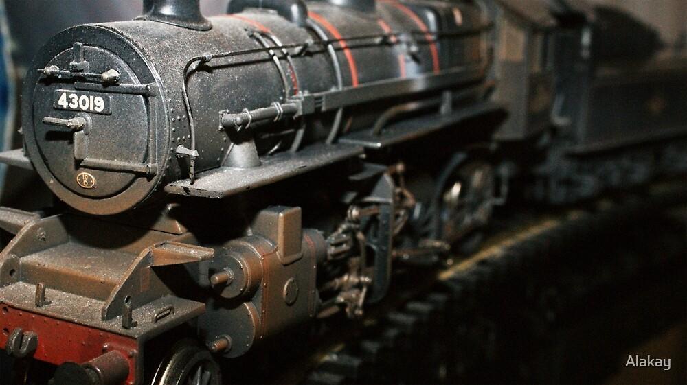Model Train by Alakay