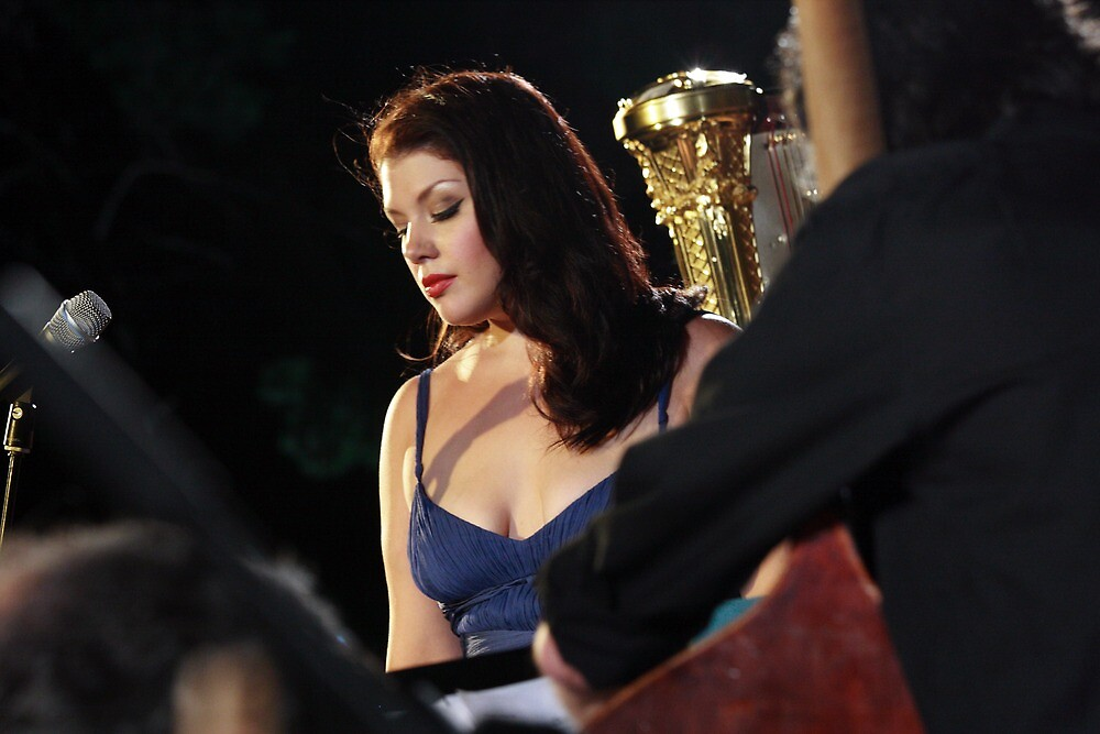 Jane Monheit in Concert 01 by Vincenzo1949