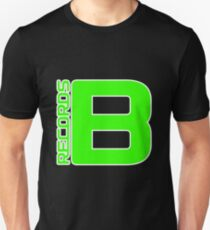 Be Green Records Official Logo Unisex T-Shirt