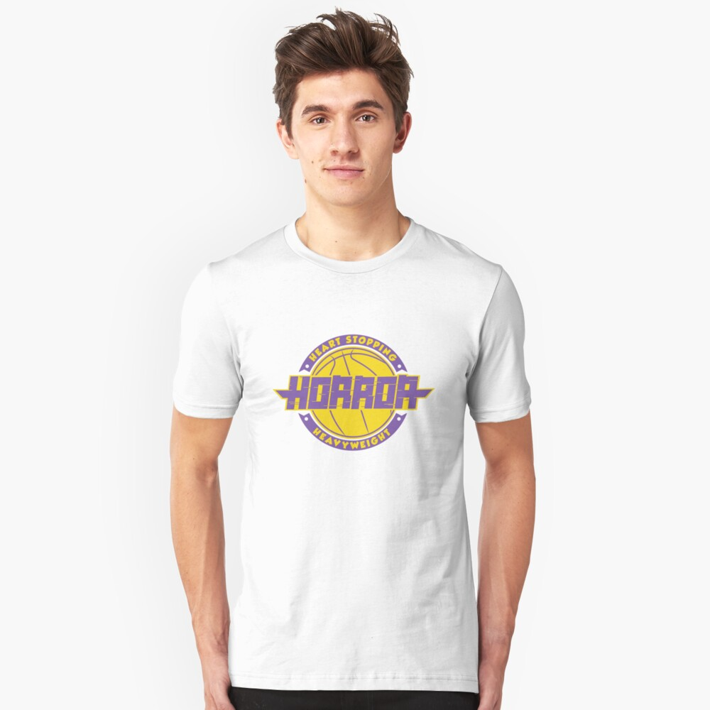 Heart Stopping Unisex T-Shirt Front