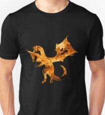 Flaming Dragon T-Shirt