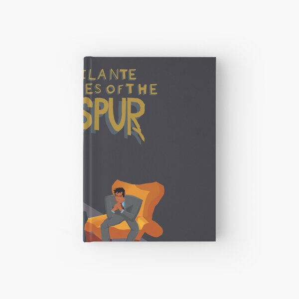 The Vigilante Proclivities of the Longspur Hardcover Journal