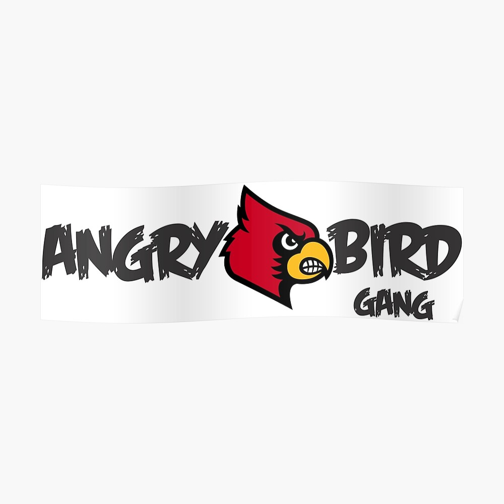 angry bird gang sticker by pedroarts redbubble angry bird gang sticker by pedroarts redbubble