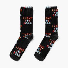 I Love You 3000 v3 Socks